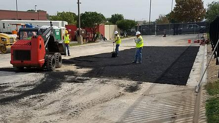 Asphalt Repair in Hutto, TX | Texan Paving