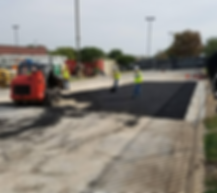 Asphalt repair in Round Rock, TX