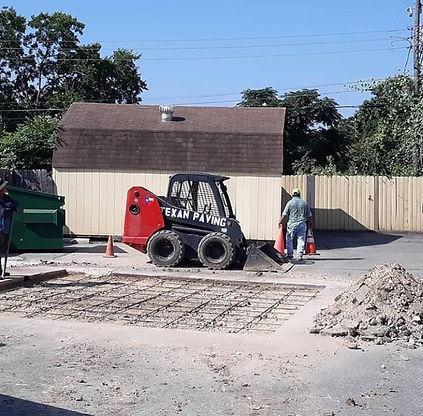 Concrete Slab installation Austin Texas