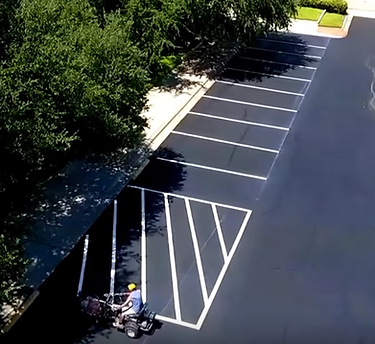 Parking lot Sealcoating | Lakeway, TX
