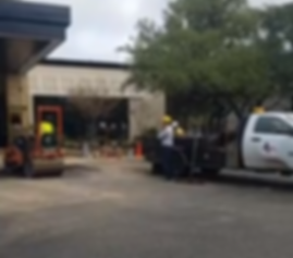 Asphalt pothole repair | Texan Paving
