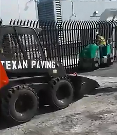 Parking lot repair | Asphalt maintenance