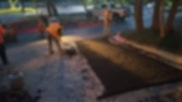 Asphalt Patching | Texan Paving
