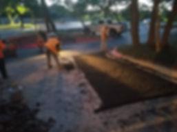 Asphalt Parking lot repair | Asphalt repair