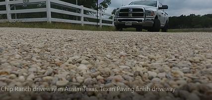Chip Seal Paving | Texan Paving