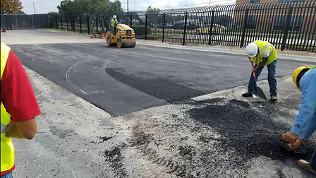 Asphalt Maintenance Company | Texan Paving