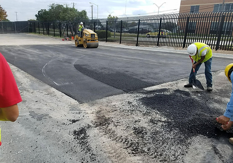 Asphalt maintnance | repair | pathole repair