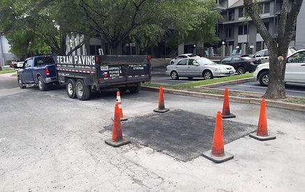 Asphalt Repair Professionals Austin TX | Texan Paving