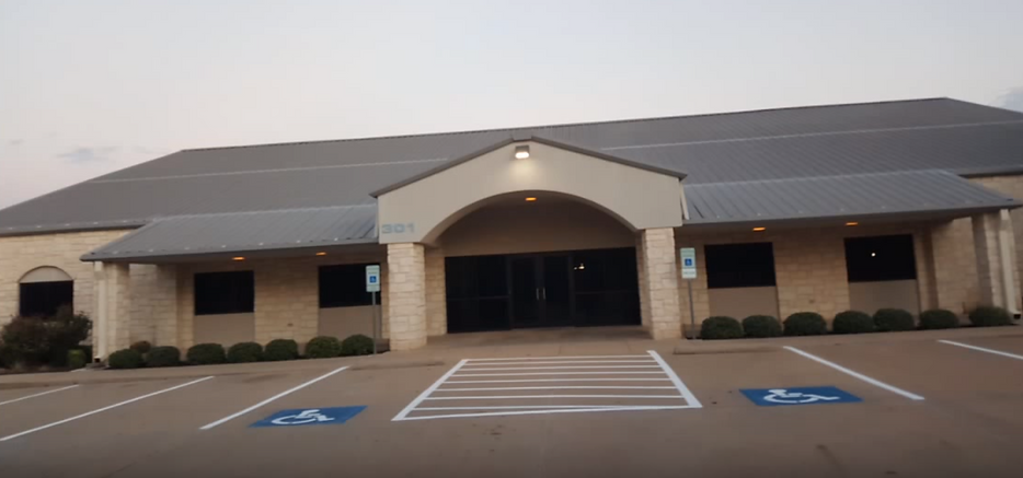 Commercial parking lot Striping in Austin, TX | Asphalt Contractors