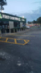 Parking lot striping Contractors in Leander, Texas