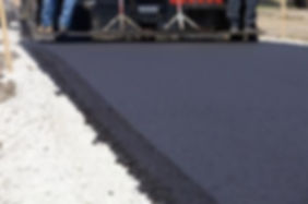 Asphalt paving in Austin Texas