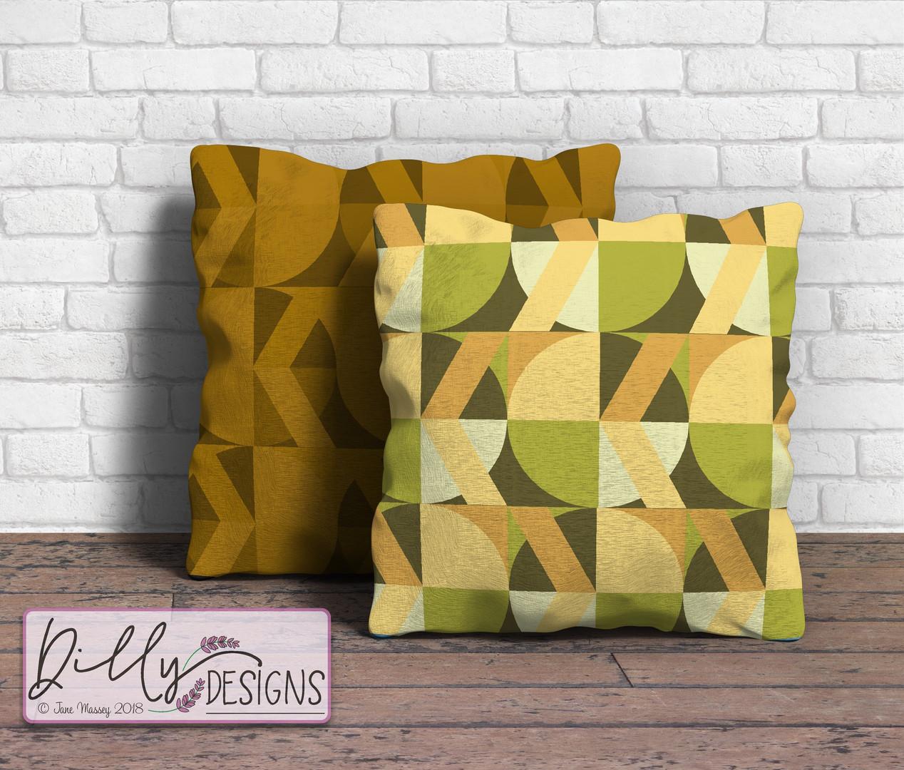 Geos soft  furnishing