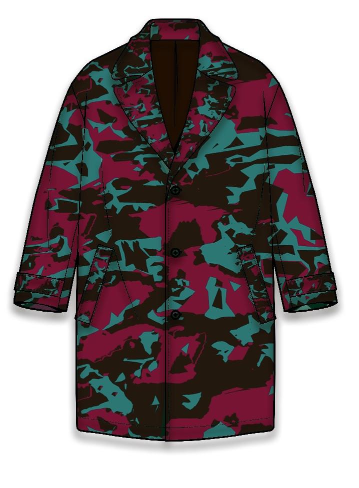 Neo mint coat