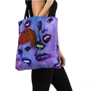 unglam tote with model.png