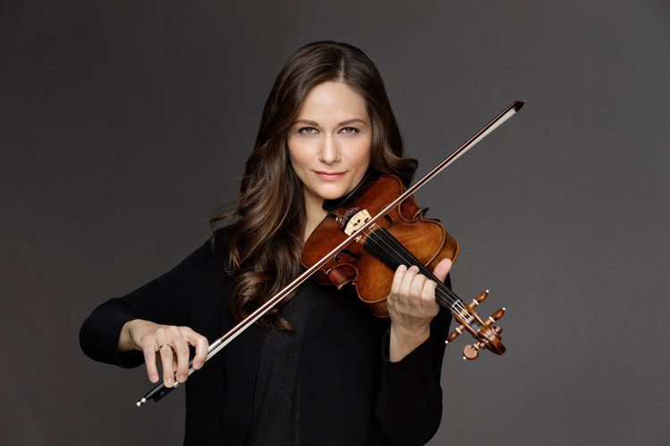 German Violinist Lena Neudauer