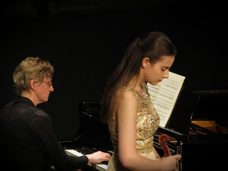 Recital in Tanna Schulich Hall