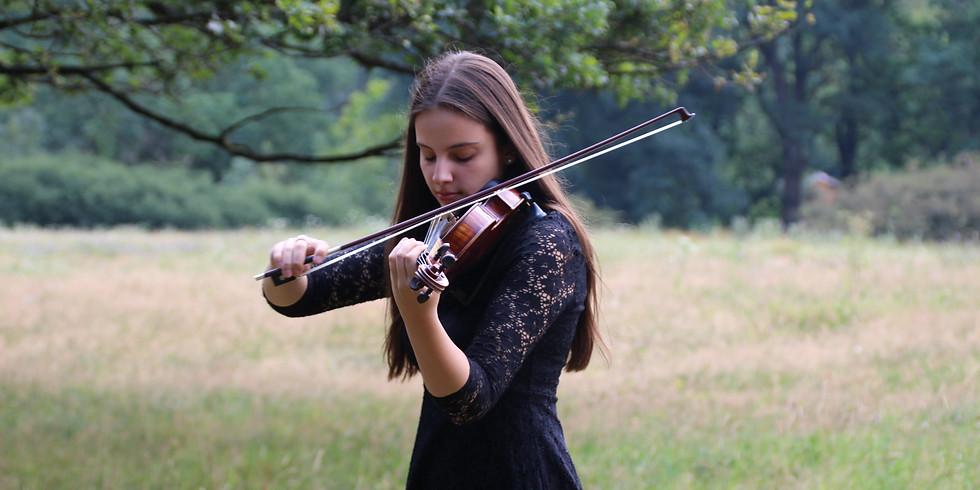 Konzert der Violinklasse Prof. Lena Neudauer