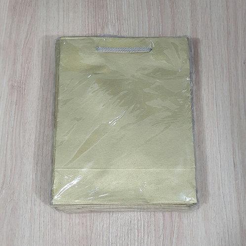 SACOLA G OURO PC.C/10 - 220048