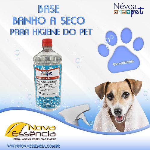 BASE PET BANHO A SECO  1LITRO  CAO/ GATO- 330007
