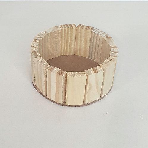 CAIXOTE RODA P 10cm - 290001