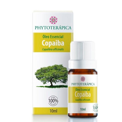 ÓLEO ESSENCIAL COPAIBA PHY 10ML - 140107