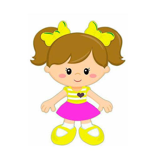ESSÊNCIA GOLD GIRL JKD INF - 390032