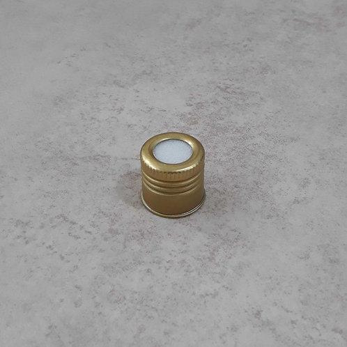 TAMPA ALUM R24/415 DOUR C/FURO - 100020