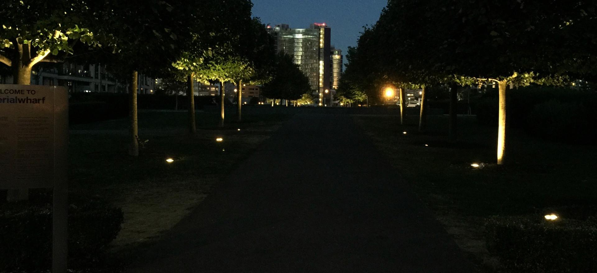 Imperial Park, Imperial Wharf