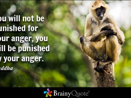 Anger - Do you control it or does it control you?