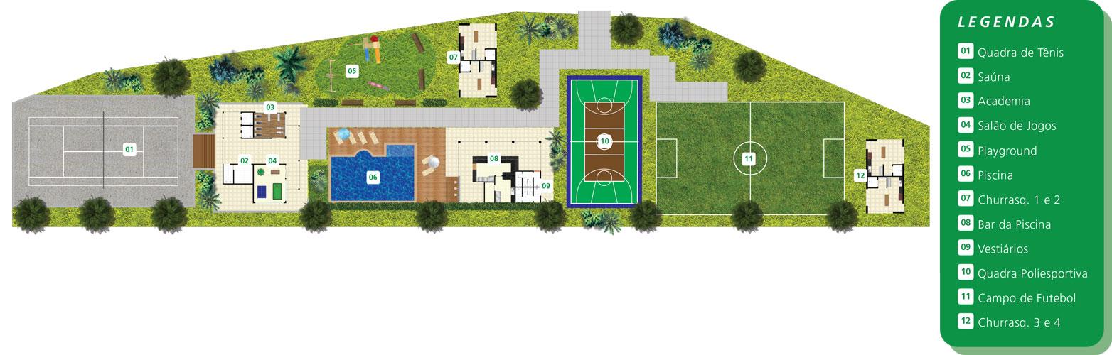 Planta-Humanizada-Clube-Ecoplace-Maricá-RJ