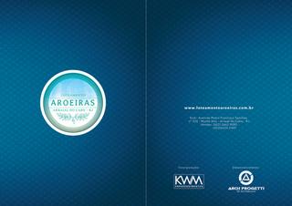 Campanha de Lançamento do Loteamento Aroeiras-Arraial do Cabo-RJ