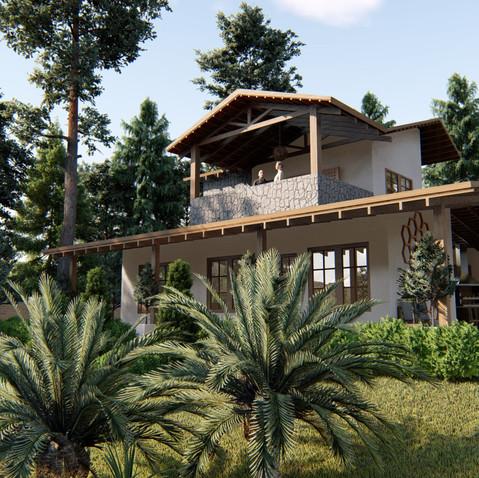 Casa Fazenda Jacaroa