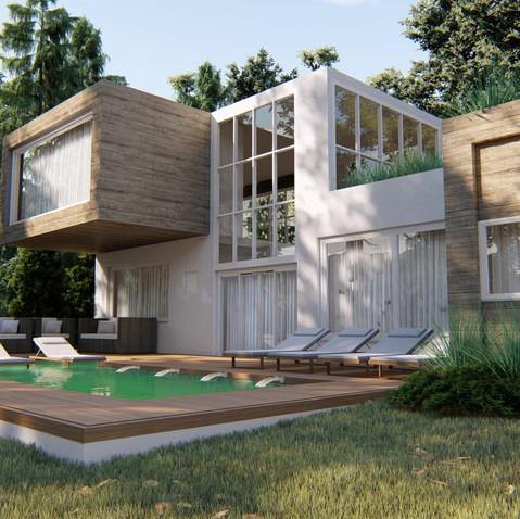 Projeto Casa das Pedras