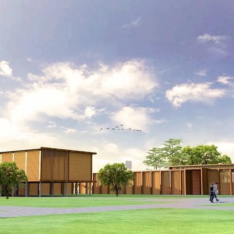 Centro Educacional da Cidade de Chitré- Panamá