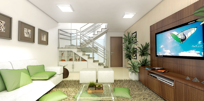 Perspectiva-ilustrativa-Muriquei-rj-Sala-de-estar-condominio