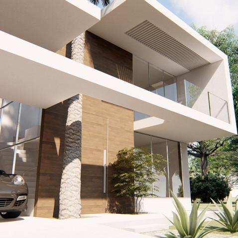 Projeto Casa Alphaville Maricá