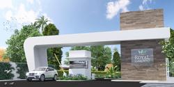 Maquete Eletrônica Portaria de Condomínio em Maricá-RJ