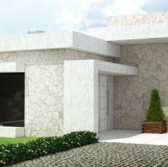 Projeto Casa Modelo 02- Loteamento Aroeiras