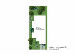 CASA 03-IMPLANTAÇÃO