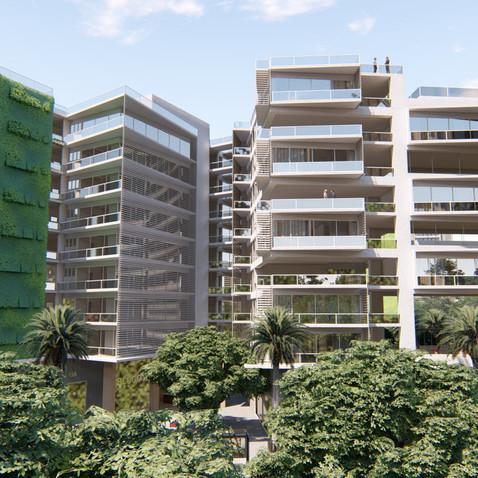 Projeto Conceito de Habitação Urbana