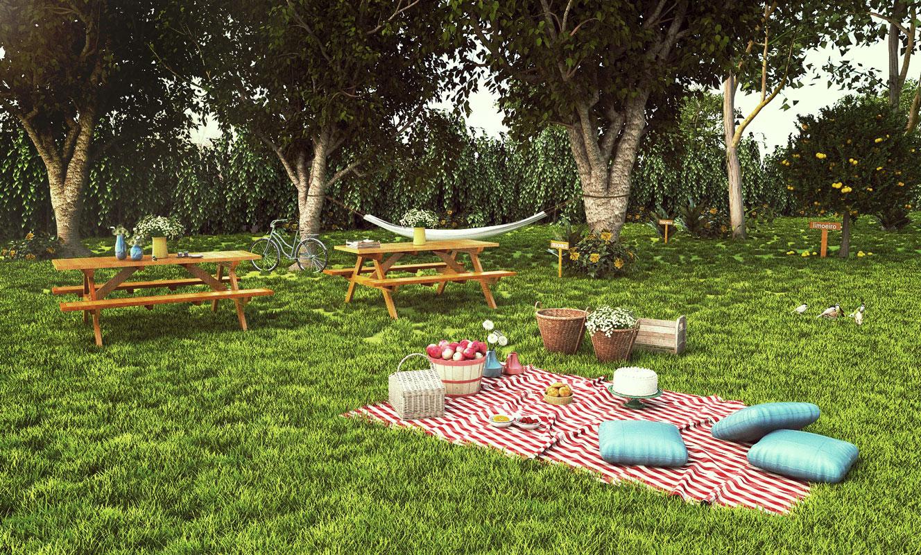 Perspectiva-Ilustrativa-Piquenique-Royal-Garden-Marica-RJ
