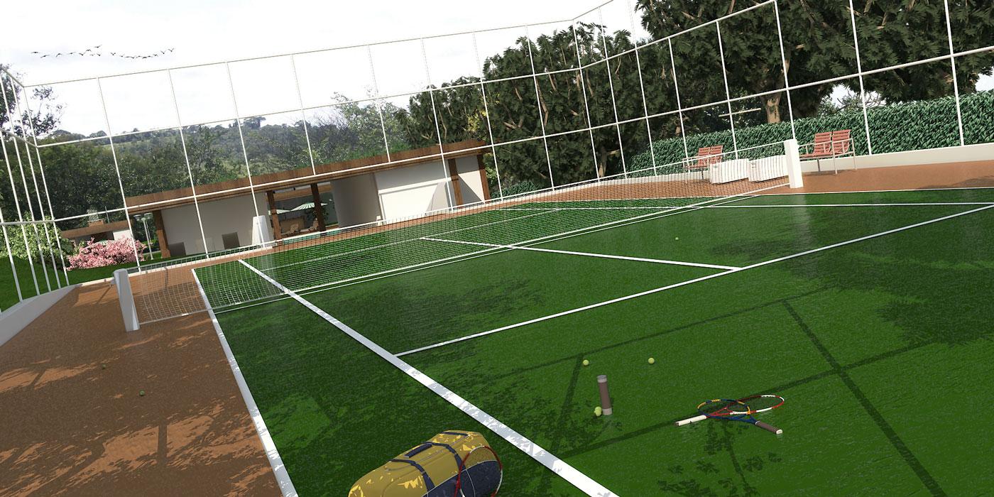 Perspectiva-Ilustrativa-Quadra-Tennis-Ecoplace-Maricá-RJ