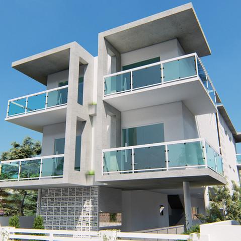 Projeto de Arquitetura de Habitação Multifamiliar