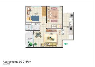 Campanha de Lançamento do condomínio Jardim Silverato-São Gonçalo-RJ