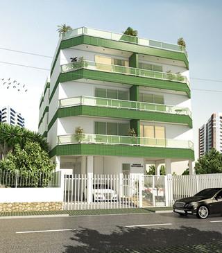 Perspectiva Ilustrativa-Lançamento de Prédio residencial em Itaguaí-RJ