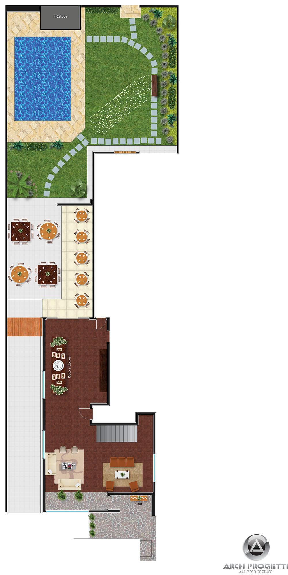 Planta-humanizada-eventos--Residencia-Grajau-RJ