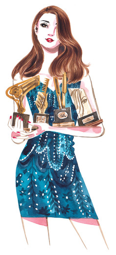 Tresemme Style Journal -  Awards