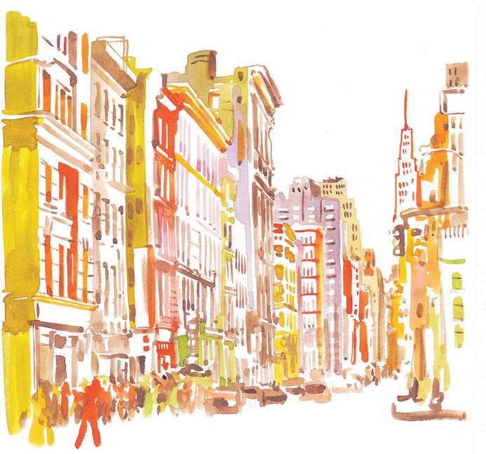 Tresemme Style Journal - New York