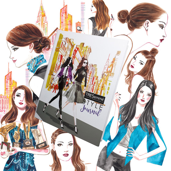 Tresemme Style Journal
