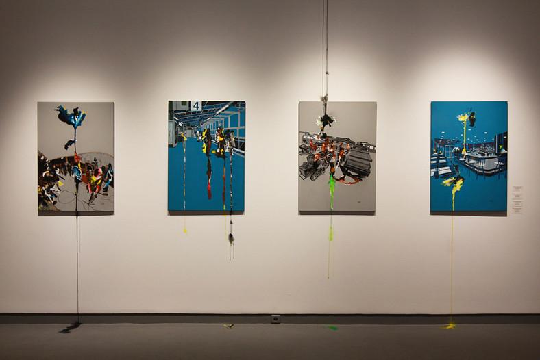 REDRAW Exhibition - October 2014